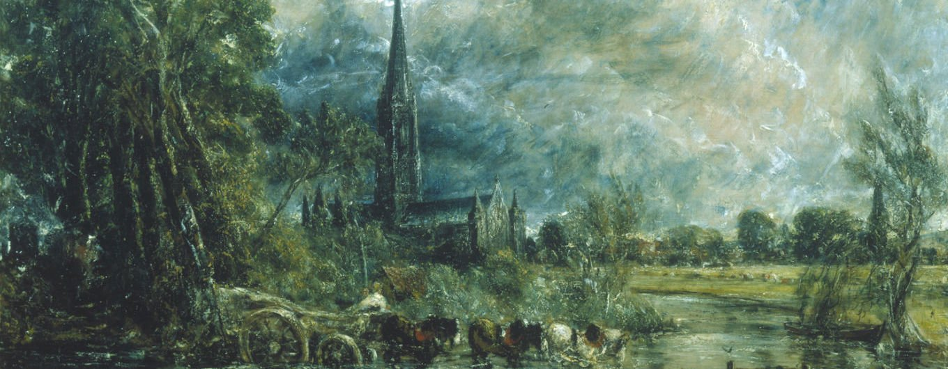 Coming Soon - John Constable: Observing the Weather