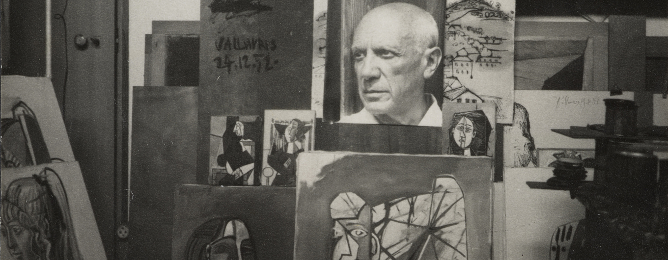 Picasso: Paper & Clay
