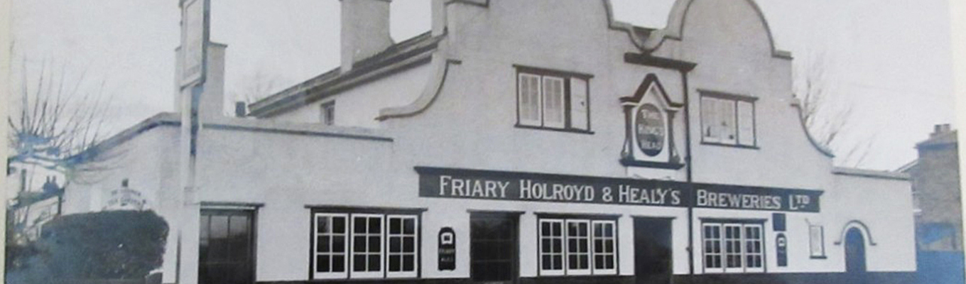 The Lost Pubs of Woking