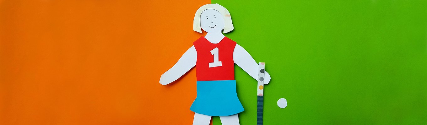 Summer Holidays: Olympic Athlete Puppets