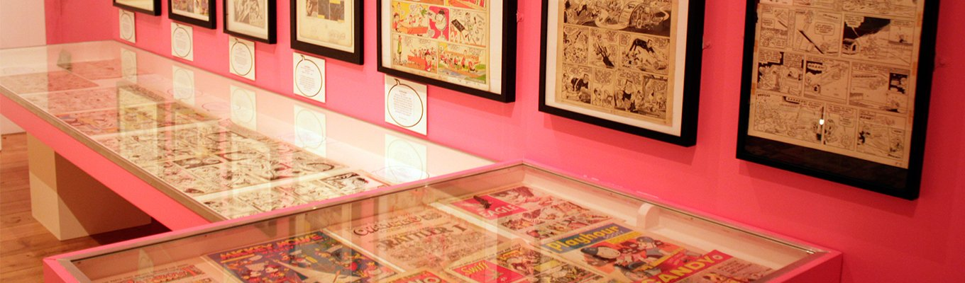 An Interview with Comics Curator Paul Gravett