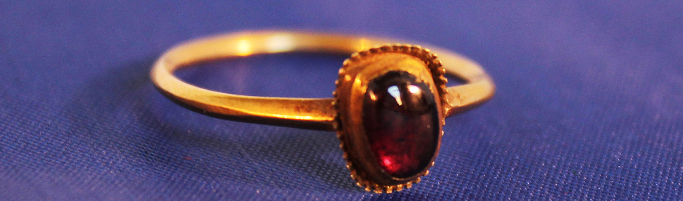 Late Medieval Ring from Woking