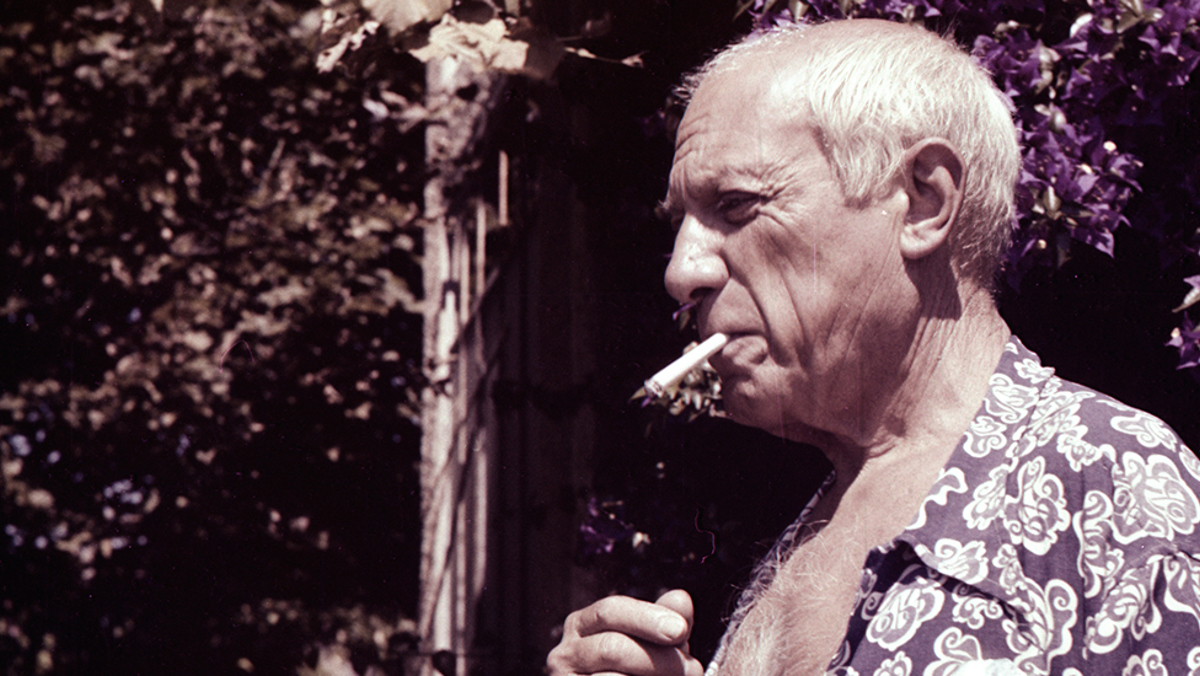 Four Days with Picasso