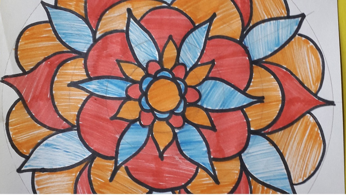 Create at Home: Rangoli Inspired Patterns
